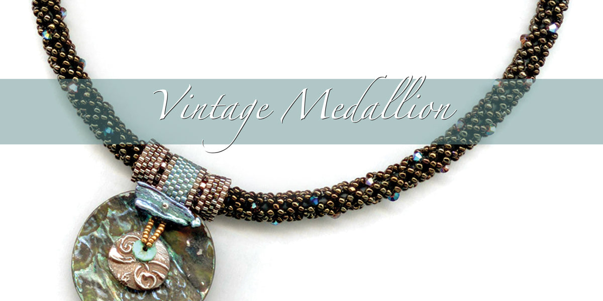 Shop Vintage Medallion Components Tamara Scott Designs