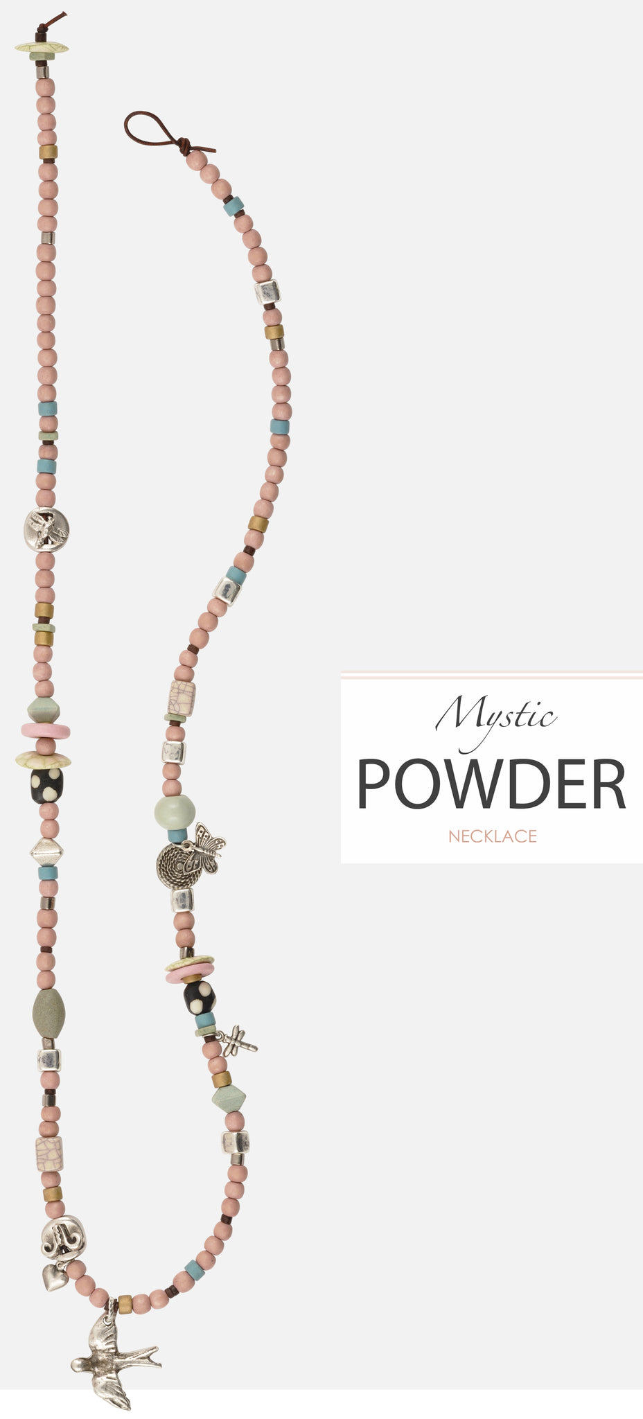 Mystic Powder Necklace Tamara Scott Designs