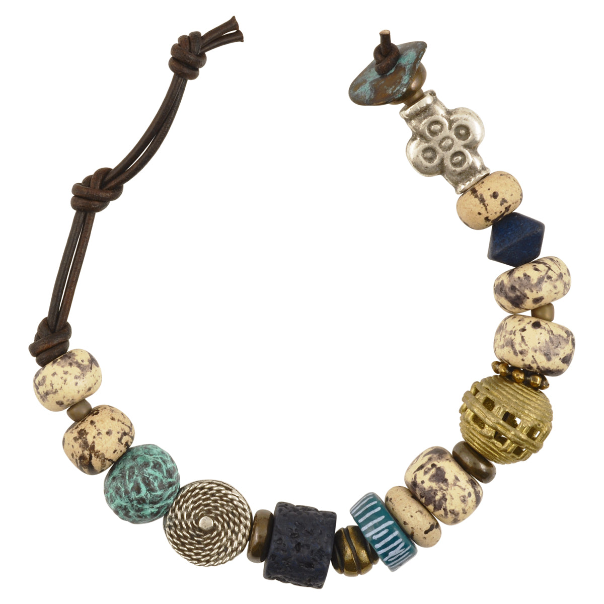 Shop Weathered Sapphire Bracelet Tamara Scott Designs