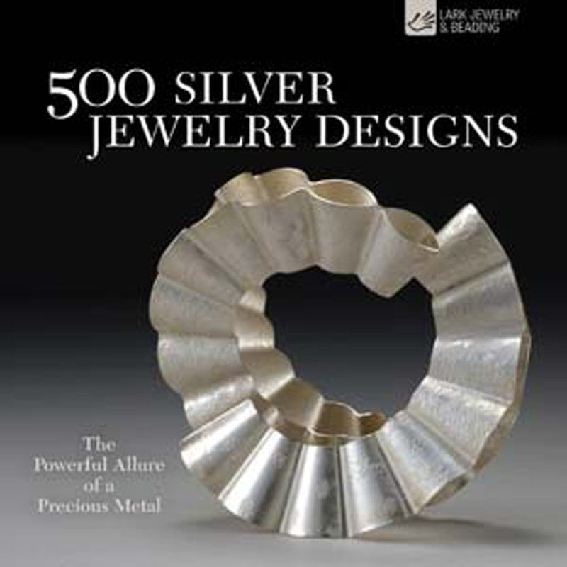 Beading Books-500 Silver Jewelry Designs