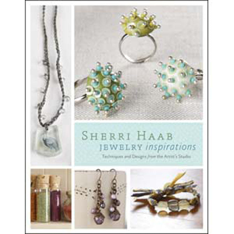 Beading Books-Sheri Haab Jewelry Inspirations