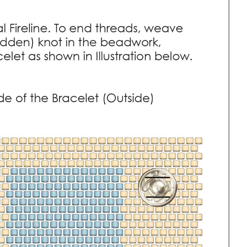 Free Beading Patterns-Pdf Pattern-Sandbox
