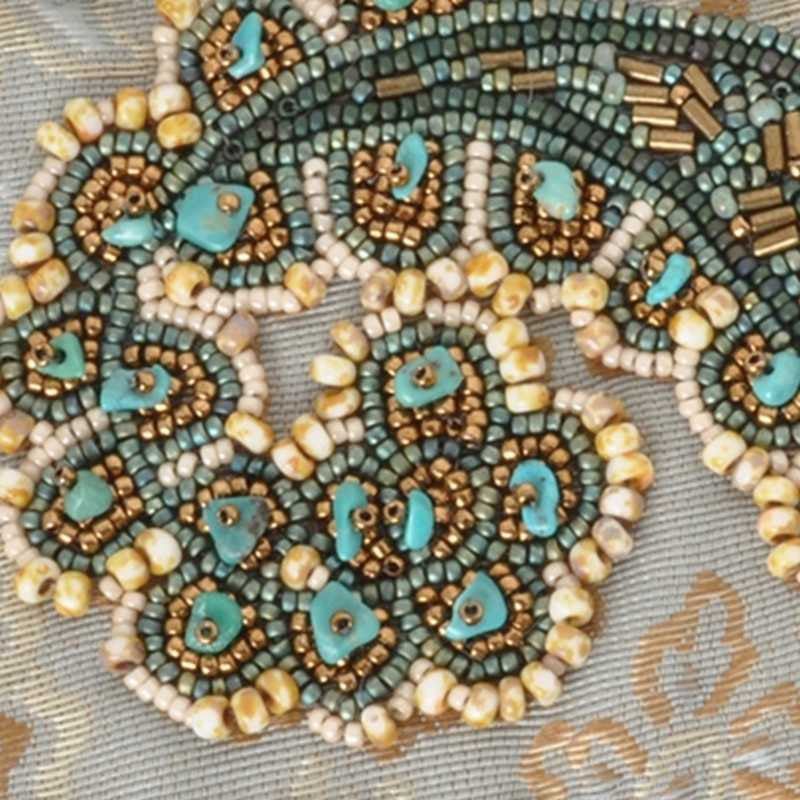 Beading Patterns-Printed Pattern-Juliet