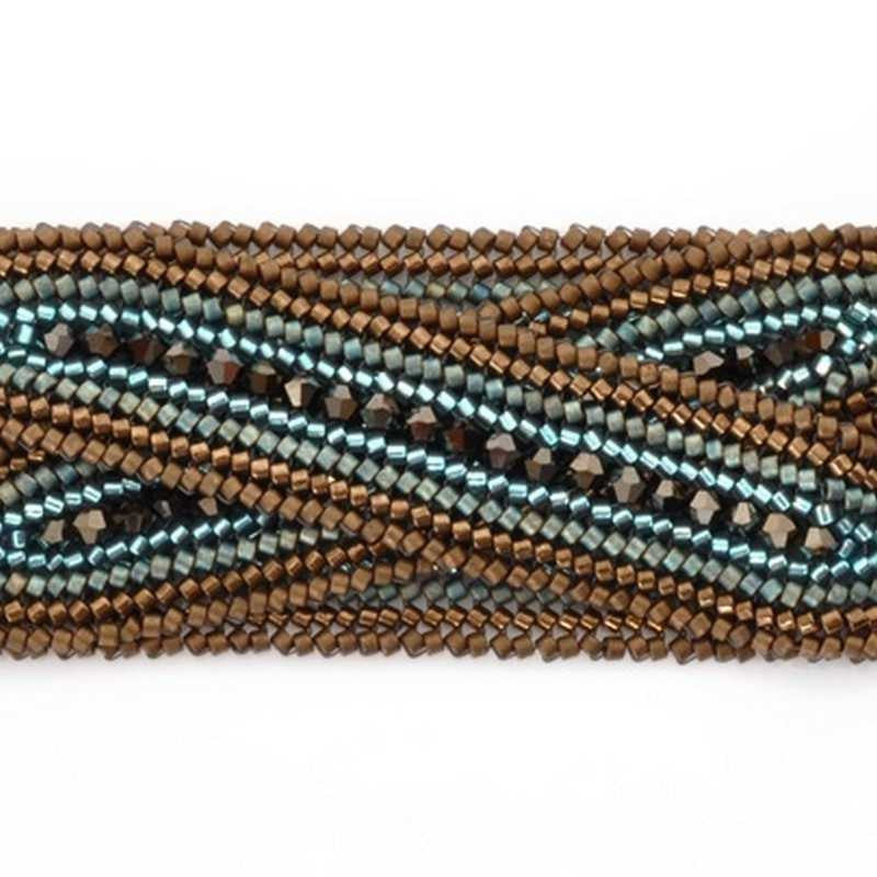Beading Patterns-Printed Pattern-Ndebeles Cross