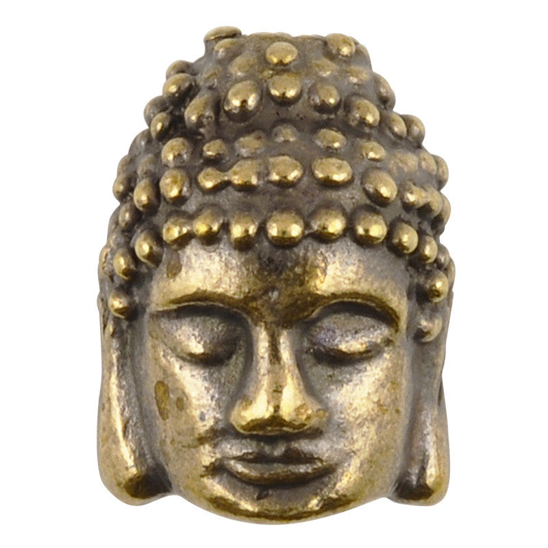 Casting-10x12mm Buddha-Antique Bronze