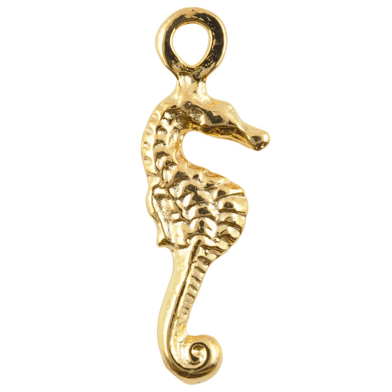 Casting-11x35mm Seahorse-Gold