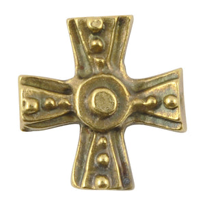 Casting-15mm Maltese Cross-Antique Bronze