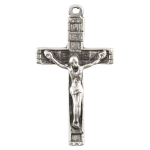 Casting-25x45mm Catholic Crucifix Cross