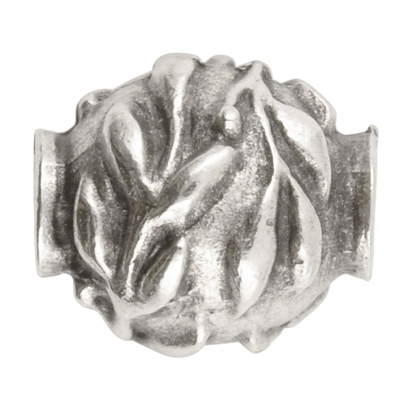 Casting-7x14mm Olive Leaf Vine-Antique Silver