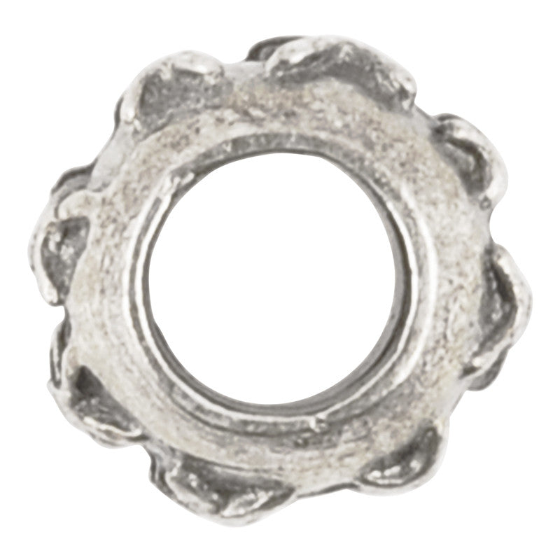 Casting-9mm X Spacer-Antique Silver