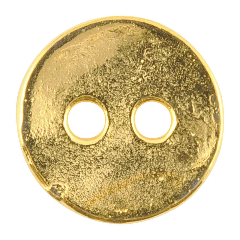 Casting Button-12mm Vintage-Gold
