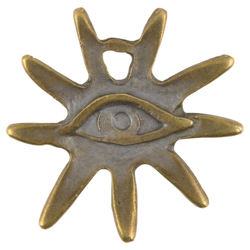 Casting-45mm Sun's Eye-Antique Bronze