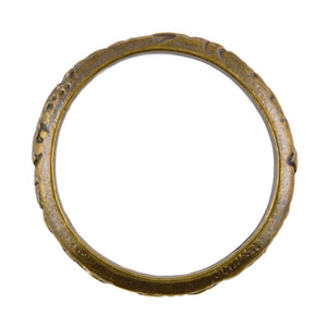 Findings-32mm Casting Ring-Antique Bronze