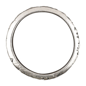 Findings-32mm Casting Ring-Antique Silver