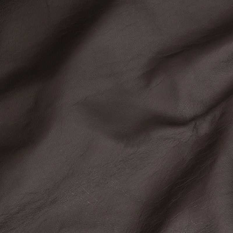"Lambskin Leather-Small 2.5""x12""-Dark Brown-Quantity 1"