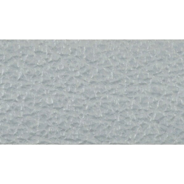 TierraCast-Leather-1/2x10 Inch Strip-Light Gray