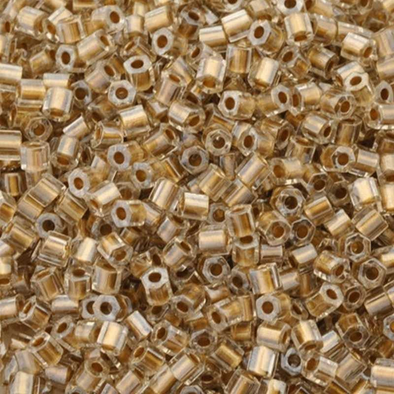 toho bead round beads products auracrystals opaque brown seed