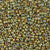 Seed Beads-11/0 Round-1981 Nickel Plated AB