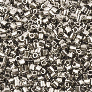 Seed Beads-1.8mm Treasure-711 Nickel-Toho
