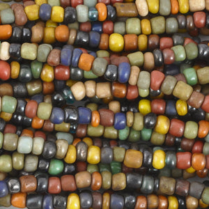 Seed Beads-4mm Glass-Multi-Thailand