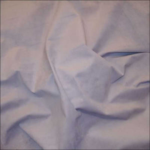 "Suede-Natural-Large 9""x13""-Periwinkle-Quantity 1"