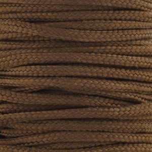 Supplies-1.5mm Nylon Cord-Light Brown-5 Meters