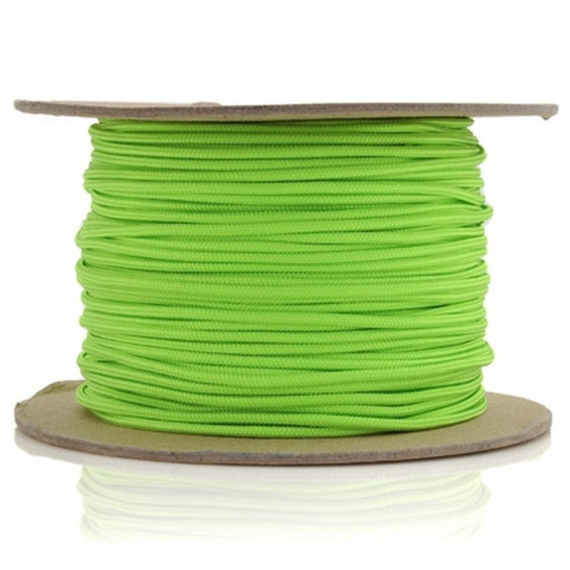 Supplies-2mm Nylon Cord-Neon Green-5 Meters