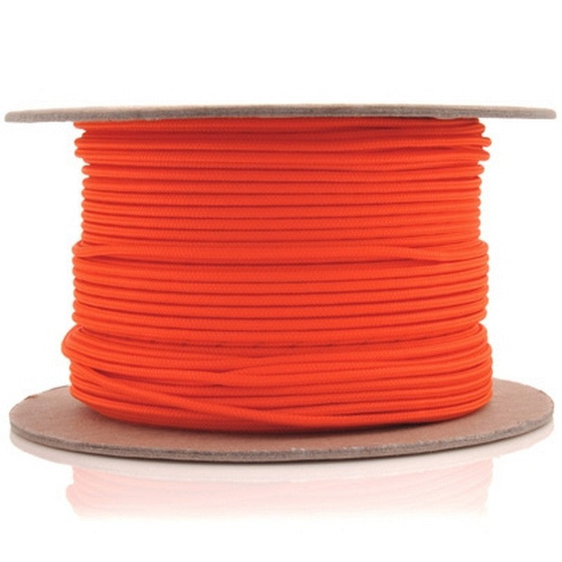 Supplies-2mm Nylon Cord-Neon Orange-5 Meters