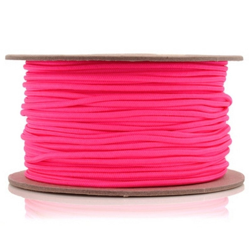 Supplies-2mm Nylon Cord-Neon Pink-5 Meters