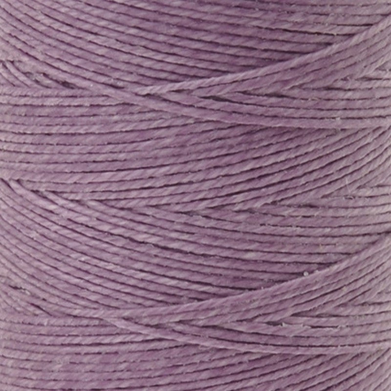 Supplies-3-Ply Waxed Irish Linen-Lavender
