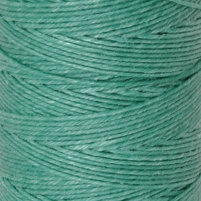 Supplies-3-Ply Waxed Irish Linen-Sage