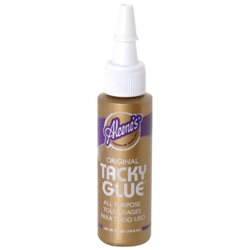 Supplies-Aleene's Tacky Glue-.66 Ounce-Quantity 1