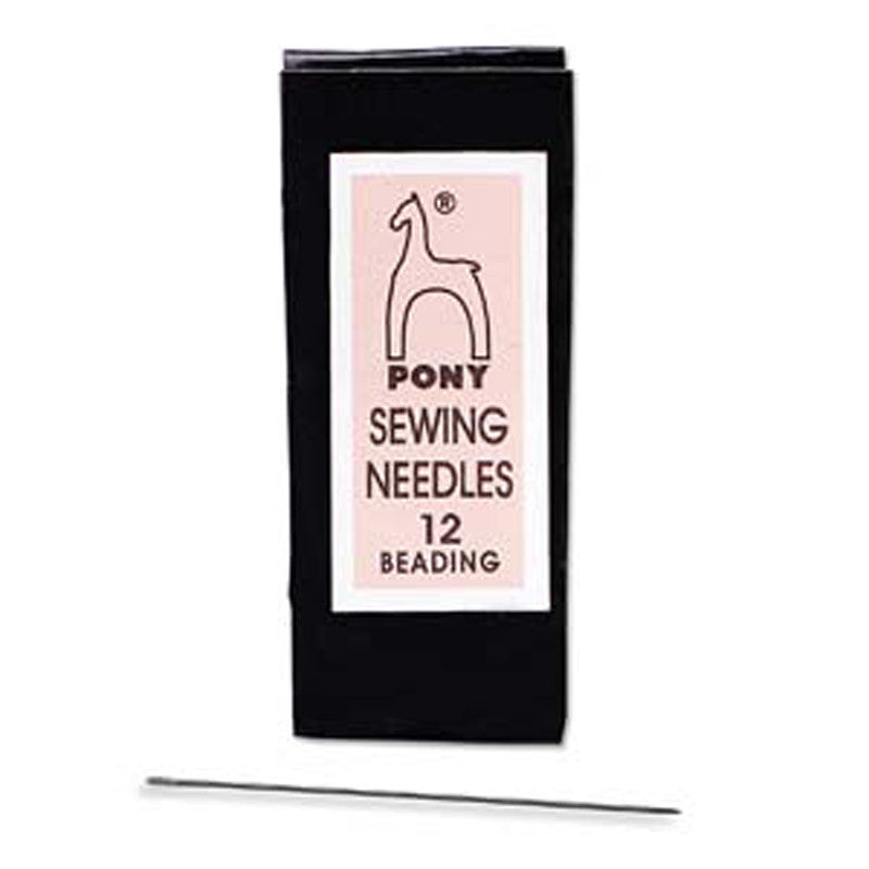 Supplies-Beading Needles-Pony-Size 12