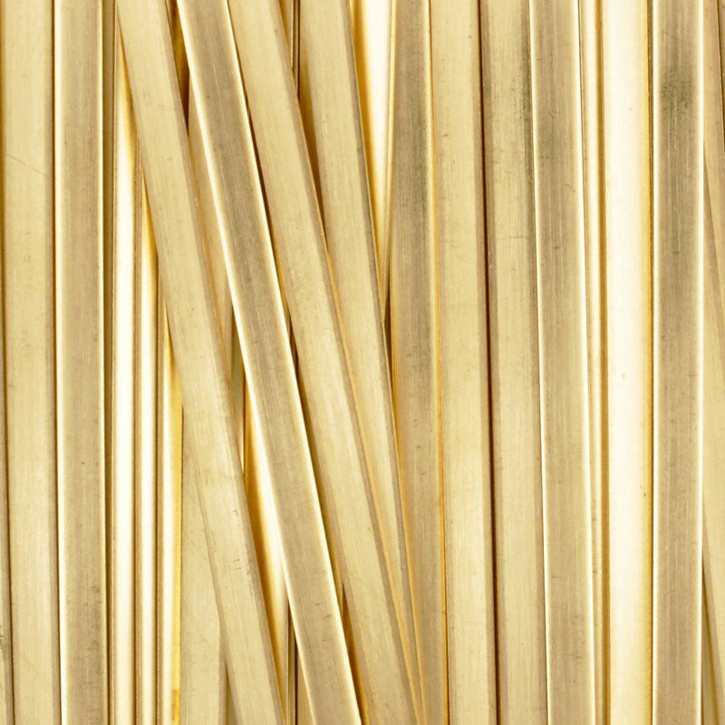 Supplies-Beading Supplies-Brass Blank Bracelet Strip-1/4 Inch
