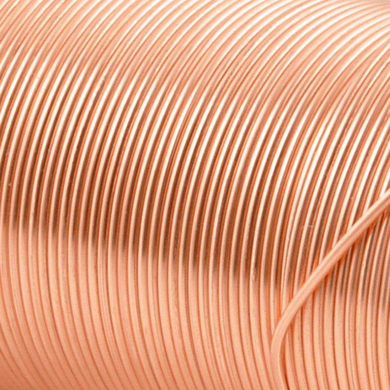 Supplies-Craft Wire-20 Gauge-Copper-15 Yards