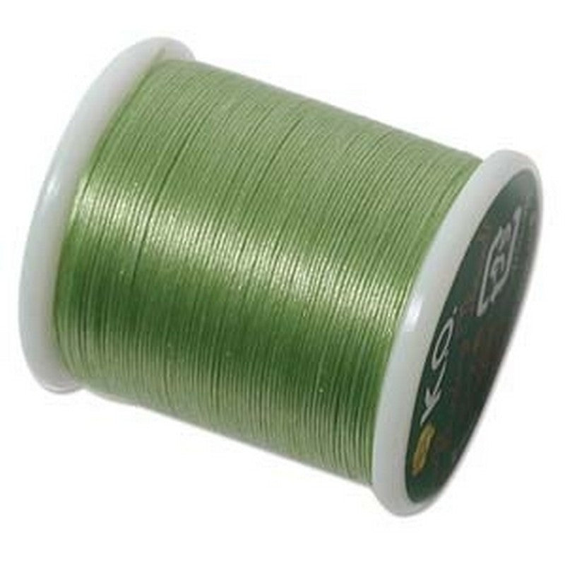 Supplies-KO Thread-Apple Green-55 Yard Spool-Quantity 1