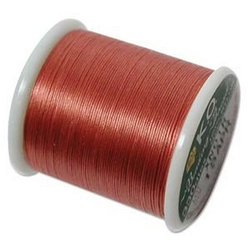 Supplies-KO Thread-Apricot-55 Yard Spool-Quantity 1