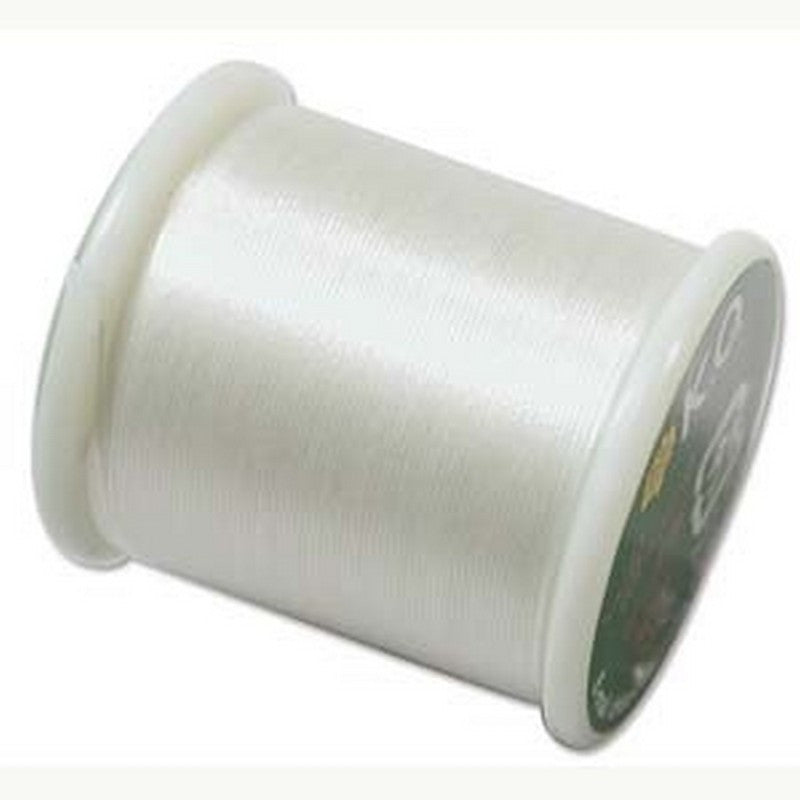 Supplies-KO Thread-Ivory-55 Yard Spool-Quantity 1