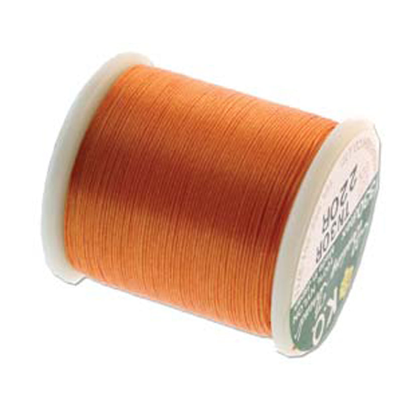 Supplies-KO Thread-Orange-55 Yard Spool