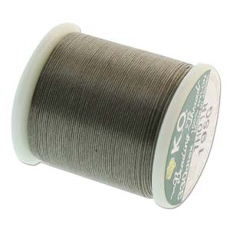 Supplies-KO Thread-Smoke Green-55 Yard Spool