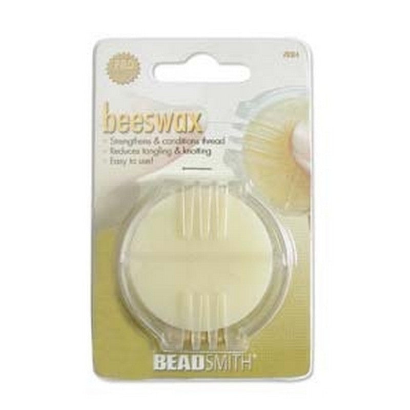 Beadsmith-Supplies-Wax-Beeswax-Beading Thread Conditioner And Protectant