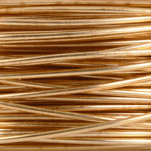 Supplies-Wire-Round-Bronze-Dead Soft-4 Ounce Spool