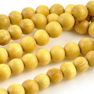 Wood Beads-Jackfruit-16 Inch Strand