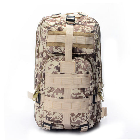 Military - Hiking Backpack - The 24/7 Store