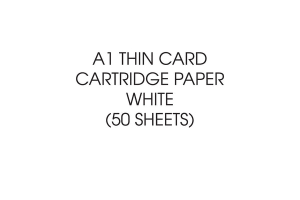 Thin Card - White/01
