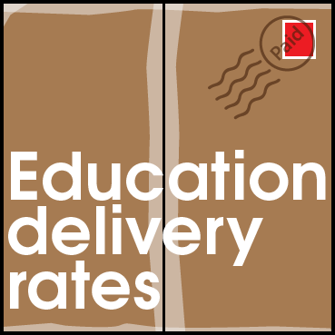 Education Delivery Rates