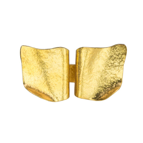 Wings Gold Ring - Bankelok - 1