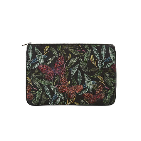 Botanical Clutch, Clutches, Bankelok