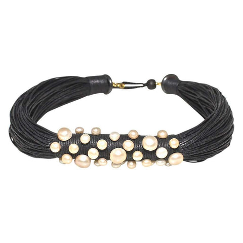 Terra Pearl Necklace - Bankelok - 1