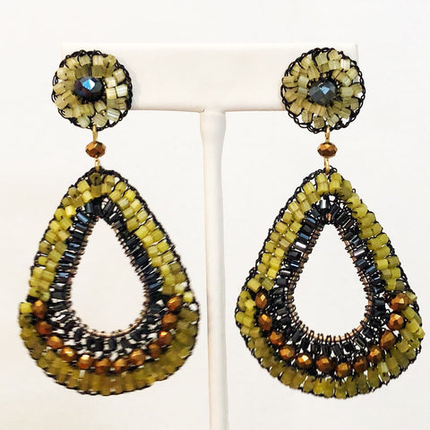 Earrings, Bankelok